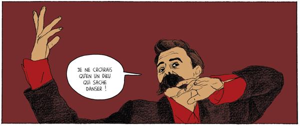 "Philosophie in Sprechblasen – ""Nietzsche"" alsComic"