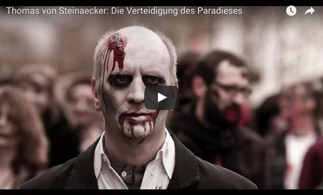 Thomas von Steinaecker: Die Verteidigung des Paradieses. Podcast#4