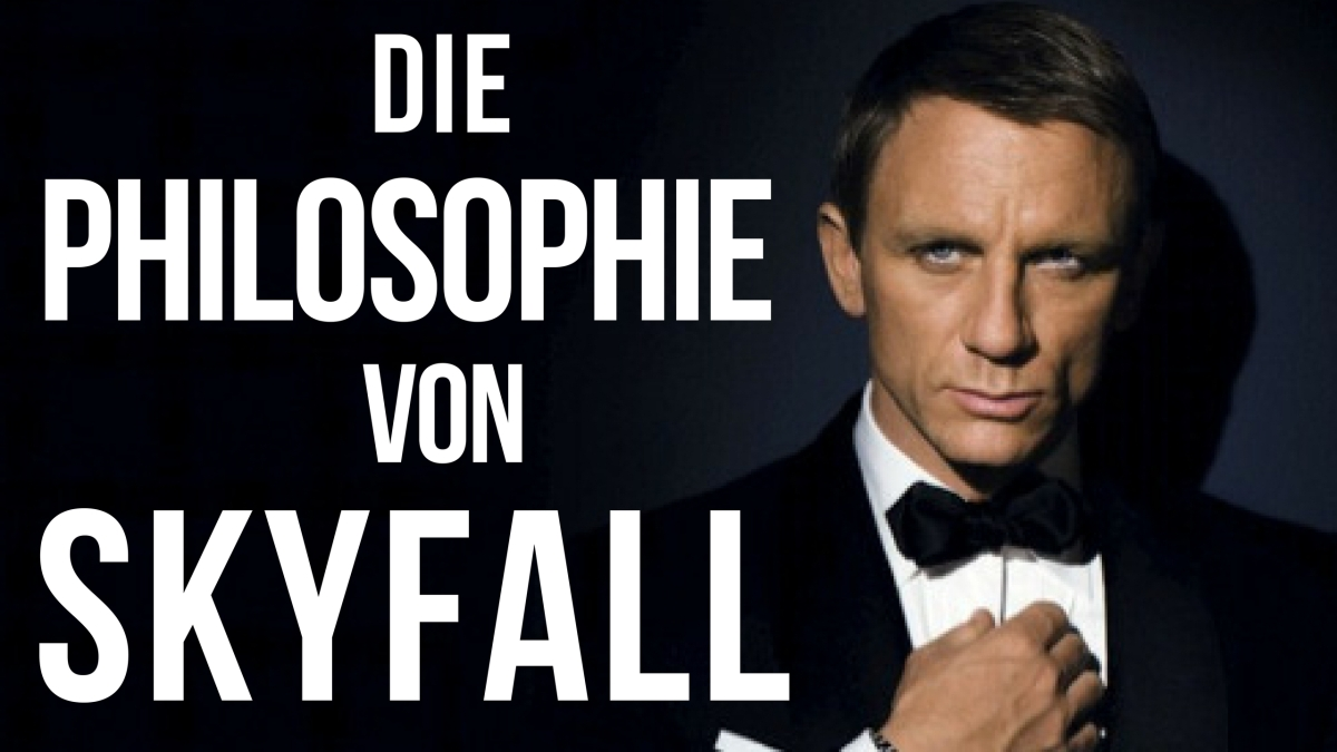 Und James Bond weinte - Skyfall