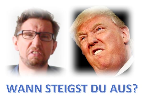 Donald Trump ist ein Milgram-Experiment