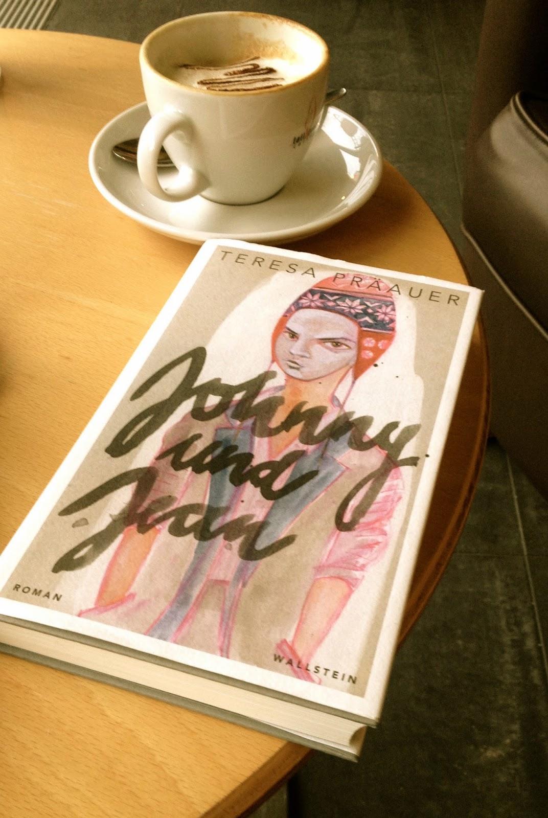 "Teresa Präauers Roman ""Johnny undJean"""