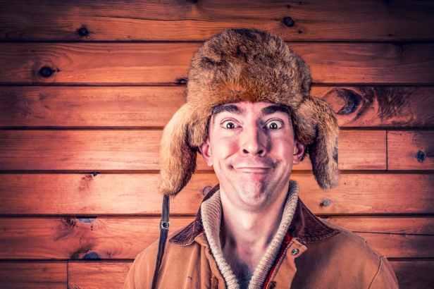 man-person-hat-fur
