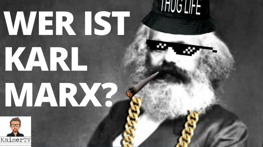 Wer war KarlMarx?