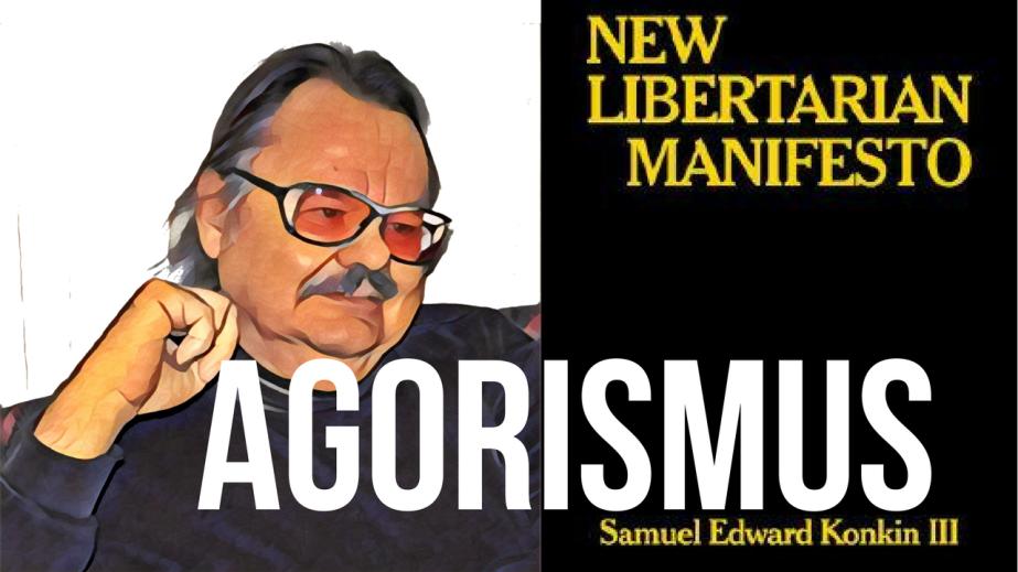 Links und libertär? Samuel Edward Konkin III: Agorismus [RadioSchau24]