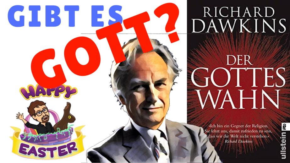 """Gibt es Gott? Dawkins: """"Der Gotteswahn"""" [RadioSchau13]"""