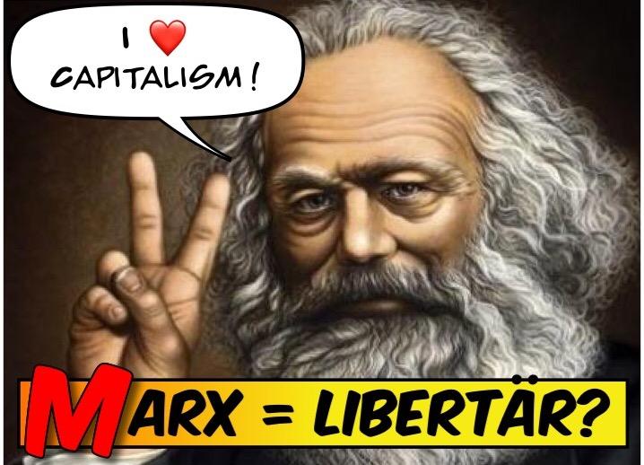 War Marx ein Libertärer? – Stefan Blankertz imGespräch