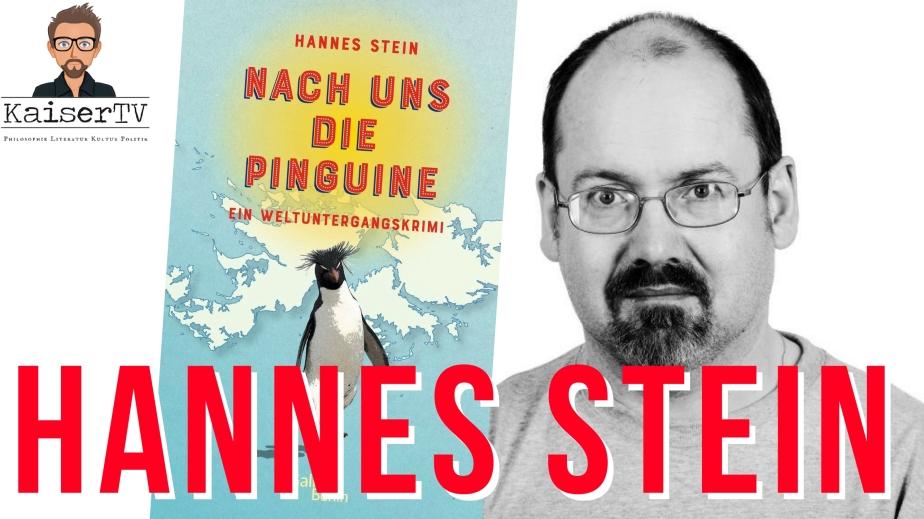 Hannes Stein: Nach uns diePinguine