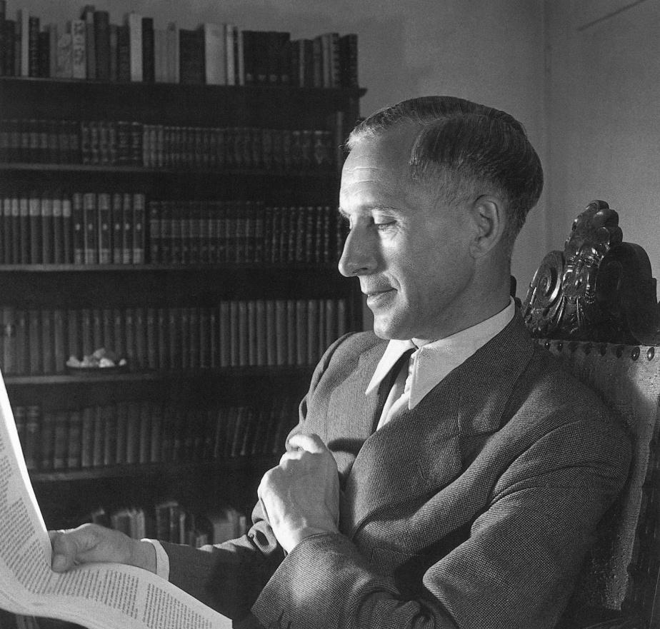 Ernst Jünger: DerAnarch