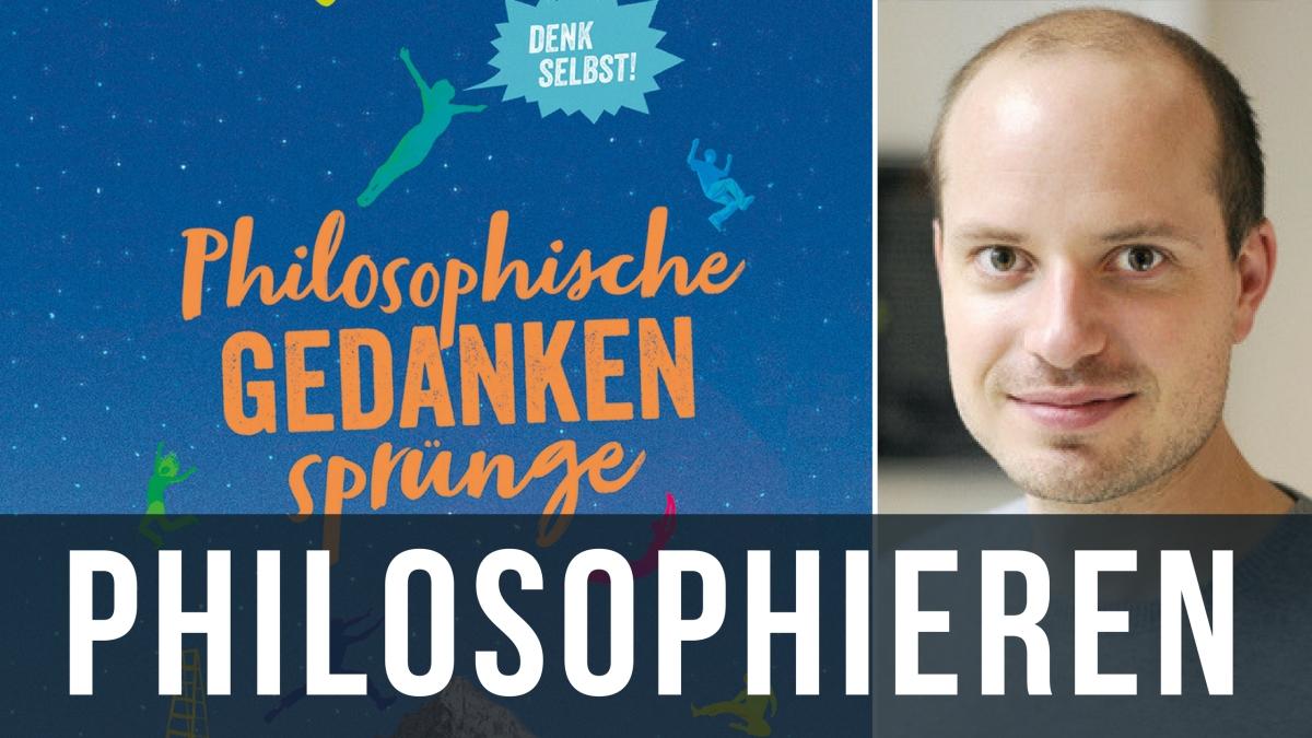 Philosophische Gedankensprünge - Jörg Bernardy im Gespräch