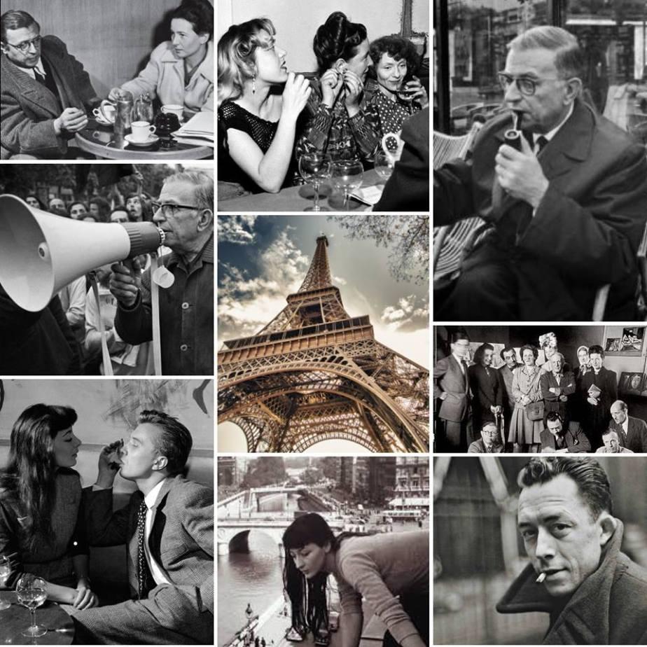 """SPEZIAL-ANGEBOT!!! """"Philosophisches Paris!"""""""