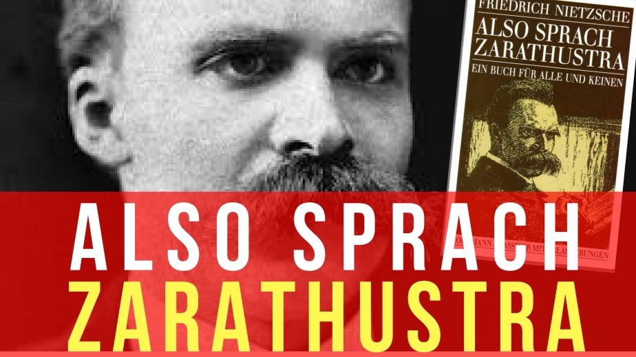 Wer war NietzschesZarathustra?