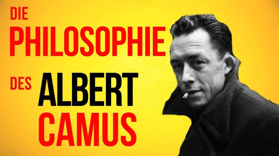 Die Philosophie des AlbertCamus