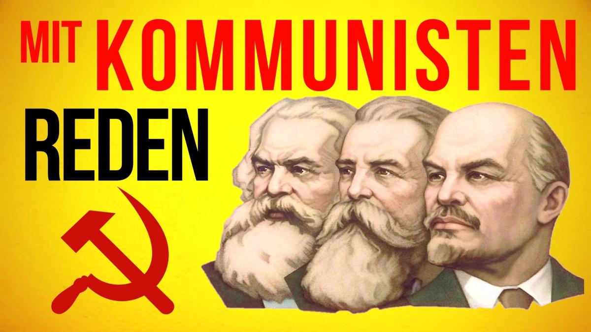 Mit Kommunisten reden