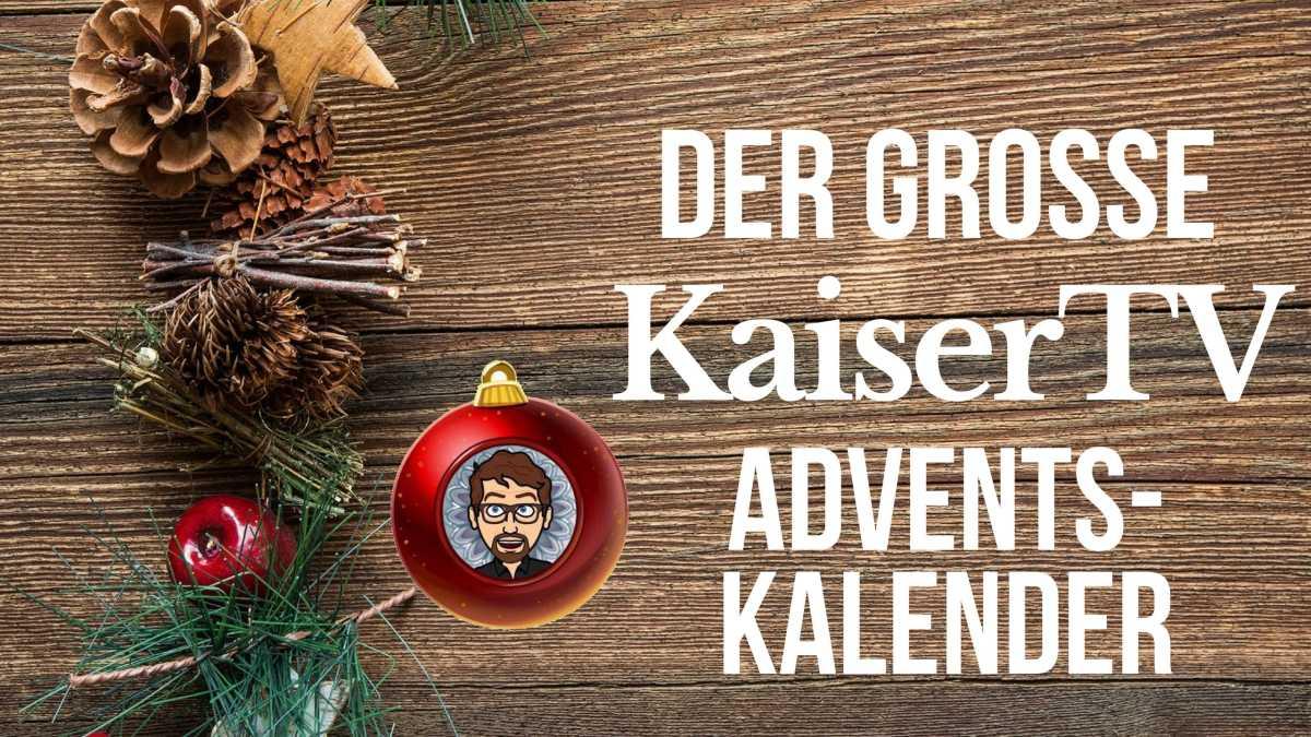 Der literarisch-philosophische Adventskalender von KaiserTV: 1. Türchen
