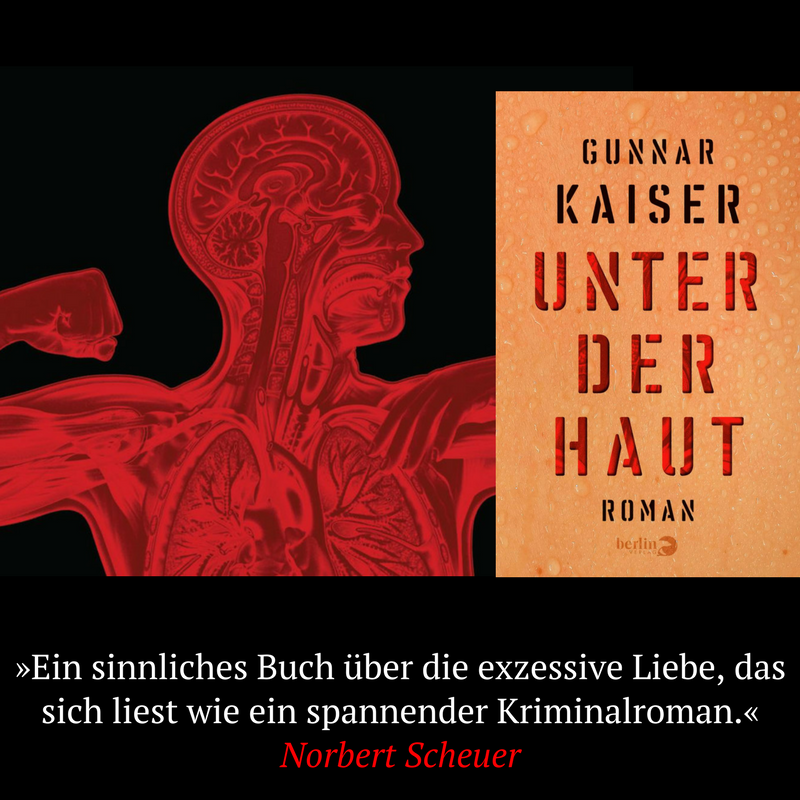 """""""Unter der Haut"""" – erscheint am 1. März2018"""