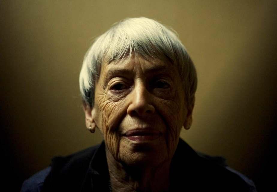 Geschichten erzählen – Ursula K. LeGuin