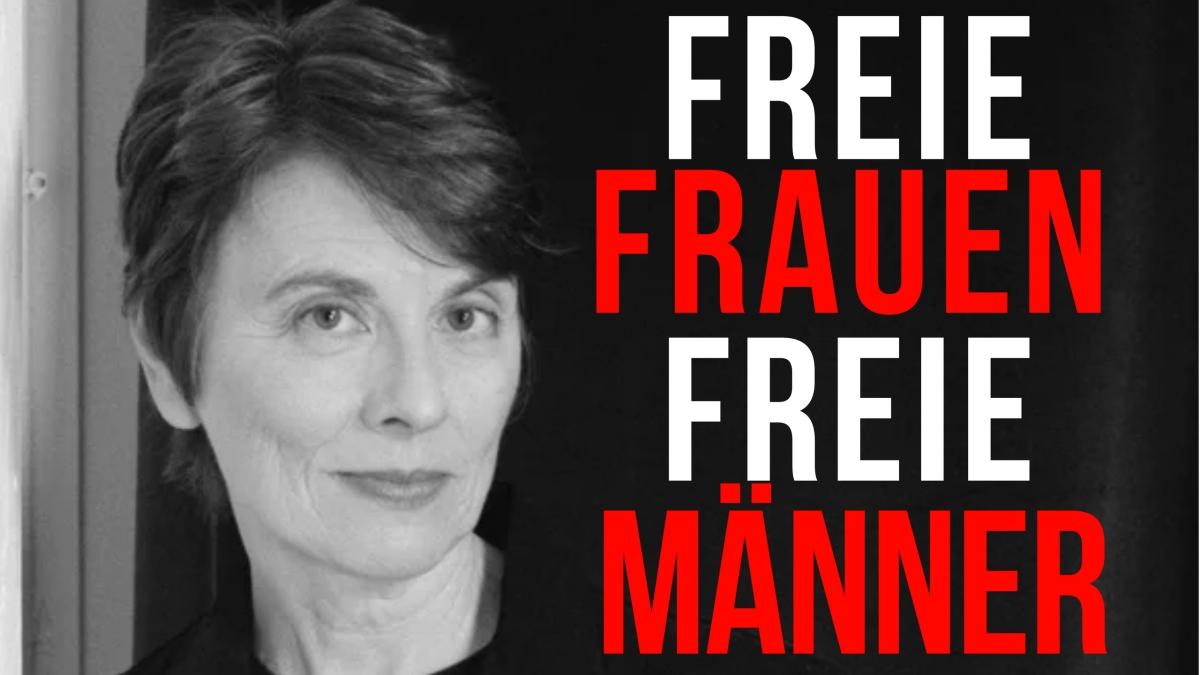 Camille Paglia: Free Women, FreeMen
