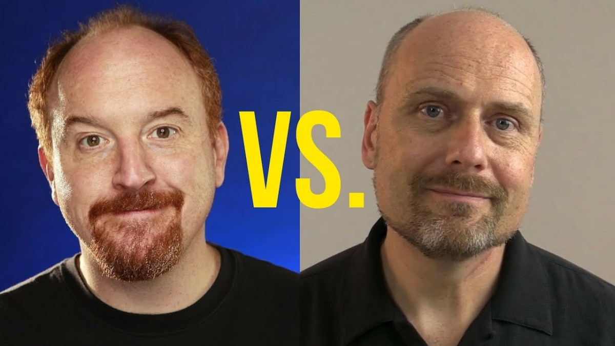 The Noble Savage: Louis C. K. vs. Stefan Molyneux
