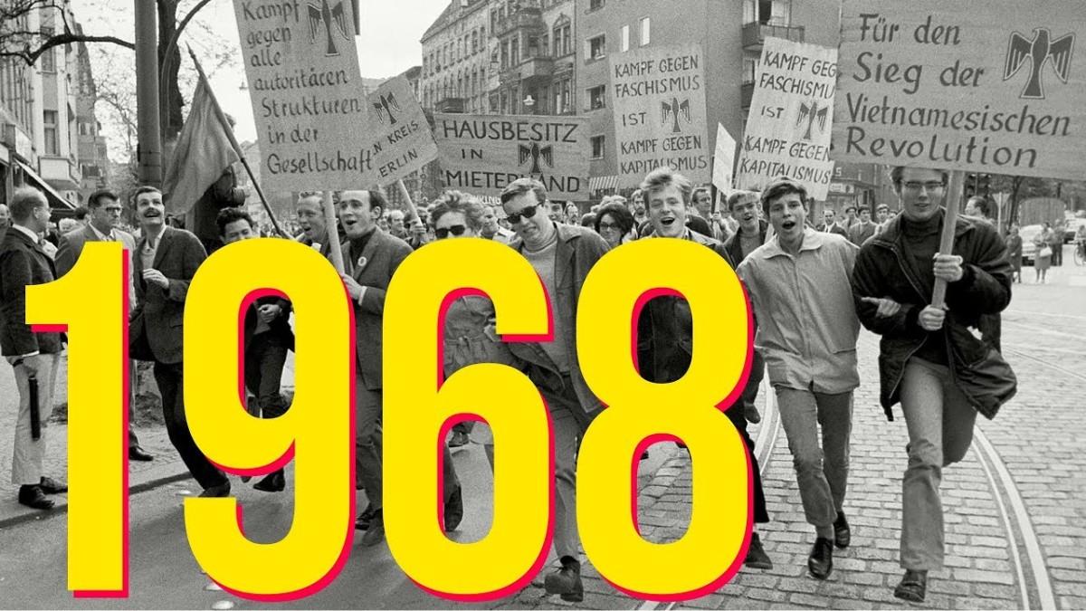 1968 – Untergang des Abendlandes oder notwendige Revolution? Dietz Bering imGespräch
