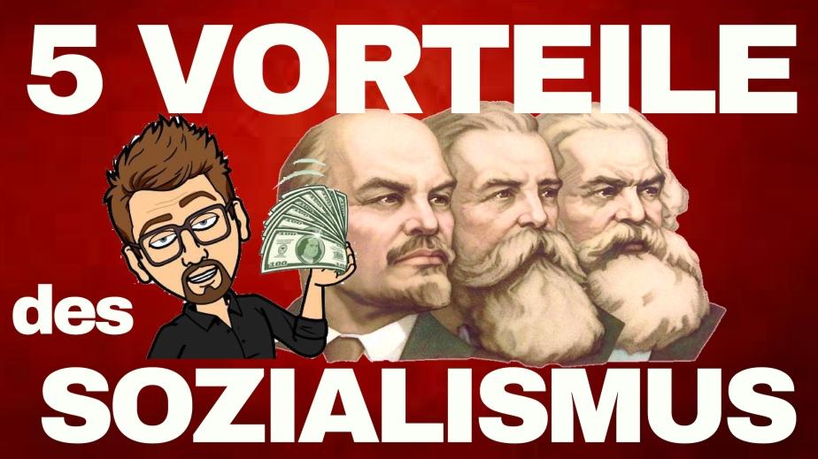 5 Vorteile desSozialismus