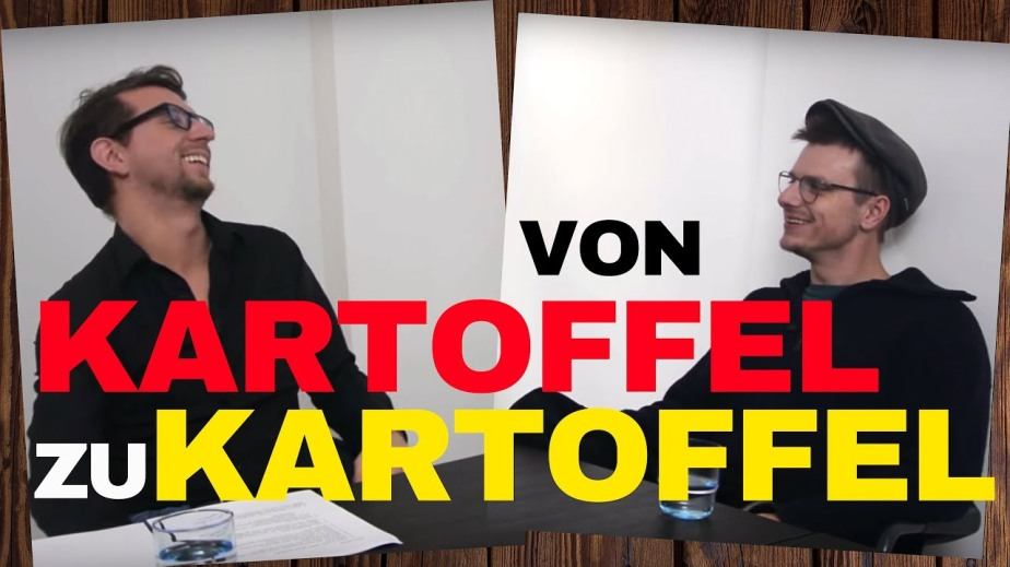 Moritz Neumeier im Gespräch –TRAILER