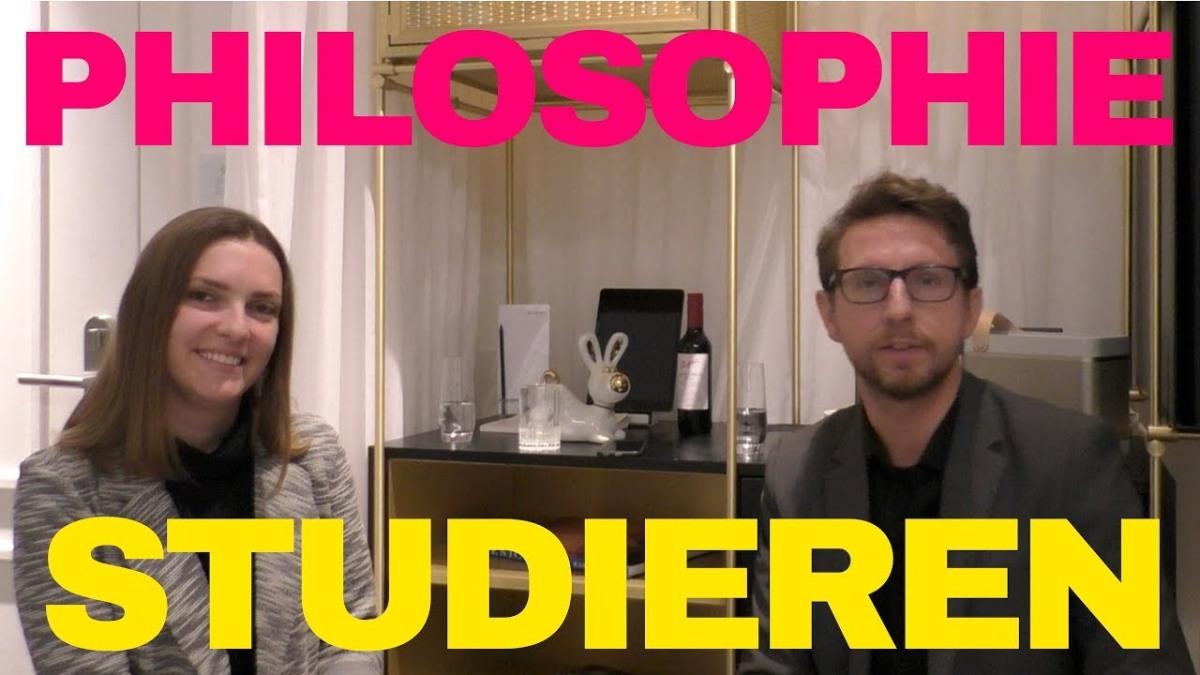Philosophie studieren? - Marisa Kurz im Gespräch