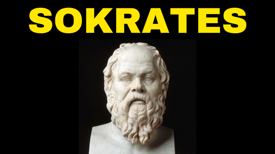 Max Schlaumeier erklärt:Sokrates