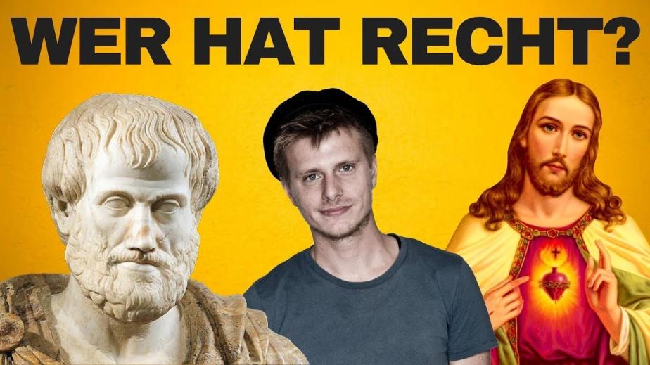 Moritz Neumeier, Aristoteles, Jesus – wer hatrecht?
