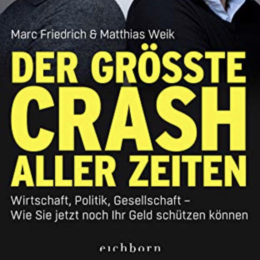 Der größte Crash aller Zeiten – Marc Friedrich imGespräch