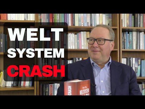Weltsystemcrash – Max Otte imGespräch